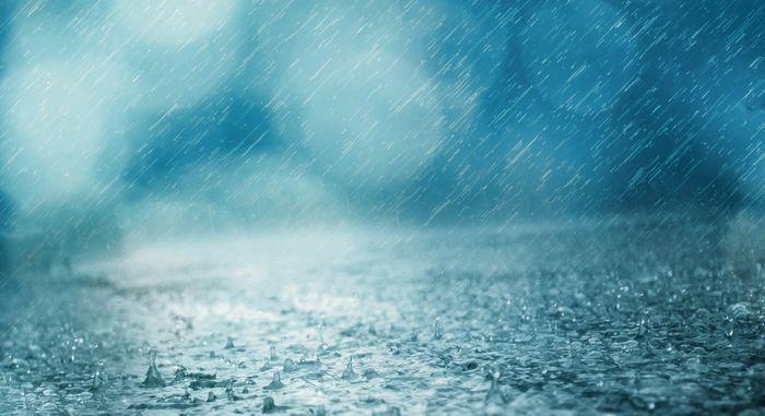дождь идет