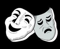 театральные маски