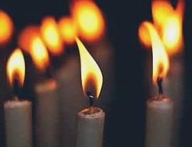 Гадание со свечей и с водой