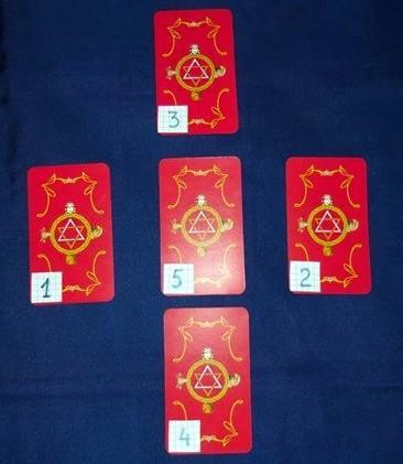 Анализ ситуации на 5 карт