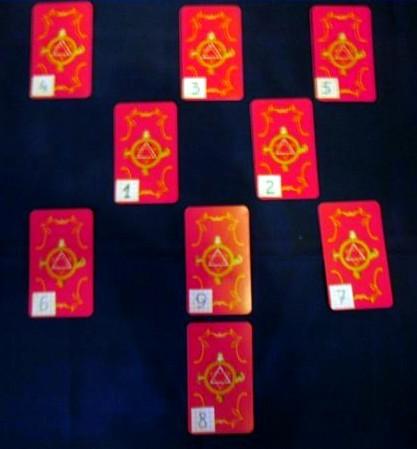 9 карт таро