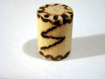 Руна Соулу деревянная