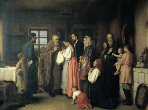 Молитва о рождении здоровых детей